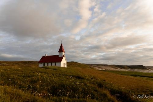 Breiðavík church