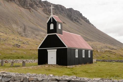 Saurbæjarkirkja in Rauðisandur