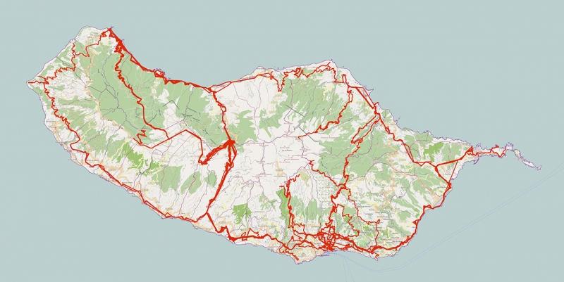 GPS-Karte