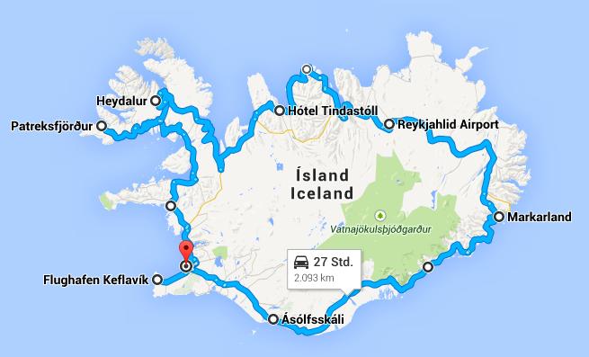 Planning Iceland Trip